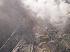 黙々と煙が上がってきたら目的地の大涌谷はすぐそこ。 何時てもこの光景にはテンションが上がります。