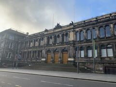 スコットランド国立博物館。