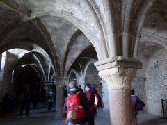 モンサンミッシェル修道院
