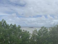モンサンミッシェルとその湾