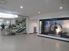 6月12日午前11時。 リムジンバスで鹿児島空港に到着しました。