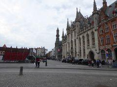 マルクト広場 Markt. (その1)。