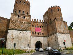 サン セバスティアーノ門