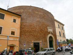 ディオクレティアヌスの浴場跡