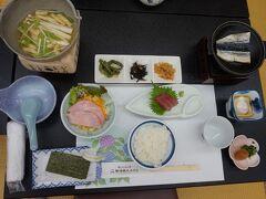 2日目   勝浦観光ホテルの朝食  久しぶりの純和食ご飯、食べ過ぎなくてよいかも。  昨日はあれこれ文句も書いてしまいましたが、  これはこれで思い出のひとつとなりました。   チェックアウトして出発!