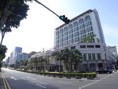 今回はインターコンチネンタルシンガポール。 同じブギスのアンダーズと迷いましたが、 アンダーズお高い… 昨年泊まったときはお手頃だったのに。