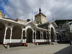 トルジニー・コロナーダ Tržní kolonáda  英語表記は、Market Colonnade。何故かは不明。