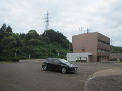 2日目も梅雨らしいどんよりした天気。 まずは上越市街地から30分程走った柿崎川ダムへ。