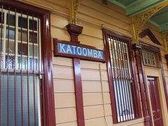 2時間位でカトゥーンバ駅に到着。