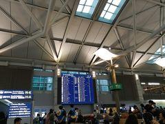仁川国際空港 約35分で仁川空港第1ターミナルに到着。