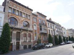 建築家ヴィクトール・オルタによる主な邸宅群(ブリュッセル)