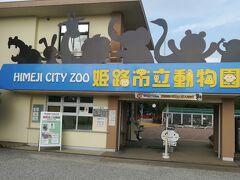 その後同じ敷地内にある姫路動物園にいきました。動物園なんて本当に久しぶりです。