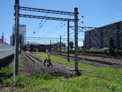 電車に乗って飯能まで。 飯能駅を出発して本日はお散歩。  飯能駅はスイッチバック。 池袋から来た列車も秩父へ行くときはスイッチバックするので 焦るんですよね。