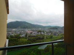 朝です。残念ながら今日も天気は雨。都井岬だけは晴れて欲しかったなあ。