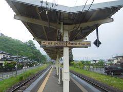 油津で乗り換えて、串間まで行きます。 ちなみにこの旅、JR乗車券は1枚です。自宅~鹿児島中央~南宮崎~志布志で購入し、途中下車しながら観光してます。あまり知られていませんが、JRの乗車券には途中下車という制度があり、後戻りしない限り改札を出て後続の列車に乗ることができます。  ※他にもいくつか条件があるので注意