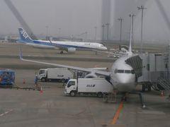 あっという間に羽田空港に到着しました。