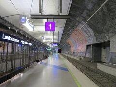 空港からヘルシンキの街までは、電車で約30分です。