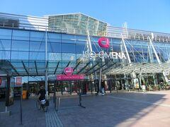 もう一つが、カンピショッピングセンター。  ここは専門店が並ぶ、日本でもよく見る感じのモールです。