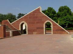 天文学者でもあったサワーイ・ジャイ・スィン2世が1728年に建造した天文観測所