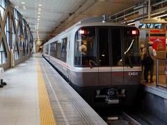 箱根湯本駅で指定券を変更し、11:06発の特急『はこね10号』で箱根を離れた。 列車が箱根から離れていくにつれ、どんどん天気は回復し、新宿に着くころには晴れてしまった。 まあ、温泉で寛げたし、料理も美味しかったし、結局、傘も使わずに済んだので、良い旅だったと思う。 これで、今年の梅雨旅もようやく終わりだ。