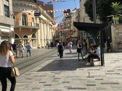 ガラタ塔からイスティクラル通りに戻ってきました。