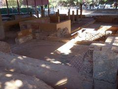 ローマ人の住居跡
