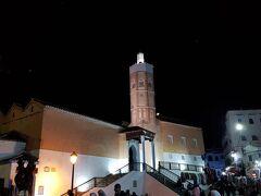 カスバの隣にあるグラン・モスク。