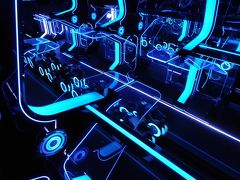 トロン ライトサイクル パワーラン (創及速光舵)