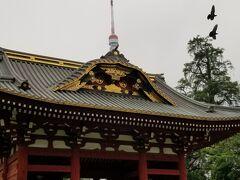 今夜のホテルへは増上寺さんの こちらの門から芝公園を抜けて アクセスできます^^