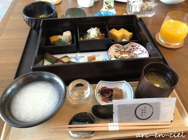 沖縄 朝食 ハレクラニ