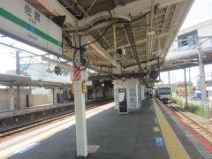 10:42に佐貫に到着して、10:51の電車に乗車