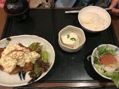 お昼はホテルから徒歩圏内の黒木屋宮崎総本家  チキン南蛮がおいしくて安い!