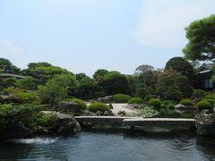 庭園日本一 足立美術館 ADACHI MUSEUM OF ART 横山大観他 近代日本画の名品+現代日本画+陶芸・・・ とりあえず、お昼なので、喫茶室 大観へ直行