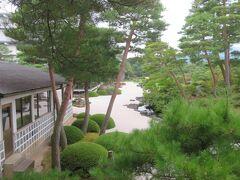 庭園日本一 足立美術館 ADACHI MUSEUM OF ART 横山大観他 近代日本画の名品+現代日本画+陶芸・・・ 食事もして、喫茶室にも行って、茶室にも行った