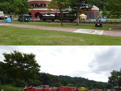 公園を離れて、幌内線幌内駅跡の三笠鉄道記念館。ここも定休日。むぅ。   ここまで三笠近辺をウロウロしてきたけど、そろそろ北の方へ移動することに。