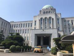 愛媛県庁。