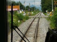 あの踏切が鉄道最高地点