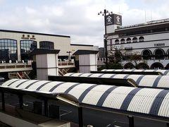 着きました倉敷。日は出てないが暑いです。