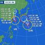 念願だった中国杭州、プライベートでごめんなさい、旅猿行脚の旅の滑り出しは、8号、9号、10号台風のいわば天空三部作から始まりました。