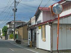 左に曲がって, とち餅だって 東京第一ホテル鶴岡によってもらい荷物をピックアップ