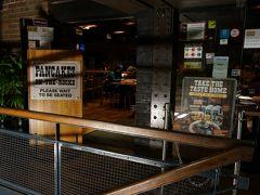 そこそこ有名そうな、パンケーキオンザロックスに行ってみました。