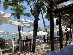 まるでハワイのようなビーチカフェ ゆっくりできます