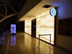 0:00〜6:30 チェンナイ空港トラベルクラブラウンジでひたすら待つ
