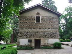 次の世界遺産、ボヤナ教会。