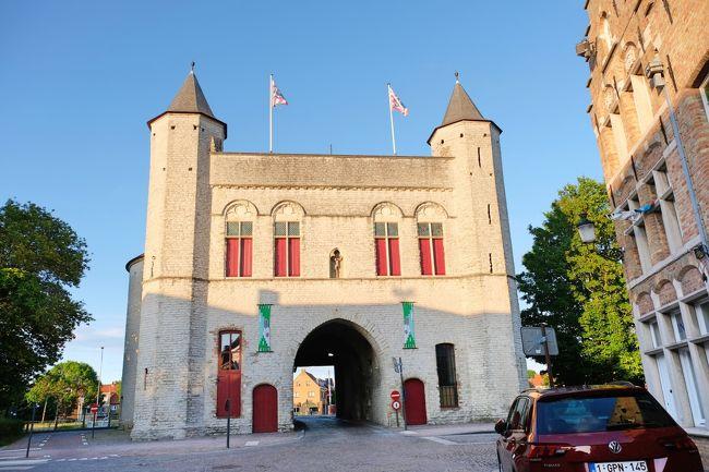 ハイデン シティ 城門