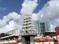 スリマリアマン寺院。