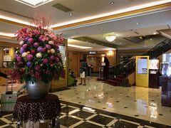 台北駅はM3出口を上がって左に行くと、すぐコスモスホテル。あああ、懐かしい!