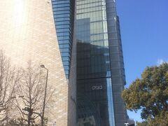 その後バスに揺られながら移動してNHK大阪ホールへ。