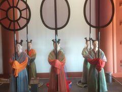 大阪ホール内にある大阪歴史博物館へ!
