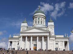 ヘルシンキ大聖堂(フィンランド語 Helsingin tuomiokirkko)はフィンランドの首都ヘルシンキのほぼ中央にある。この大聖堂はフィンランド福音ルター派教会ヘルシンキ教区に属している。1917年のフィンランドの独立までは「聖ニコラウス教会」と呼ばれていた。